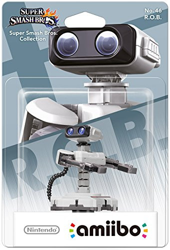 amiibo - Super Smash Bros. - R.O.B.