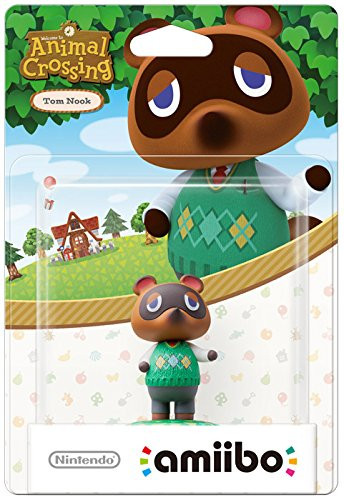 amiibo - Animal Crossing - Tom Nook