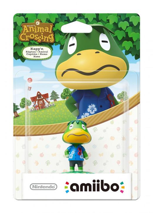 amiibo - Animal Crossing - Käpten