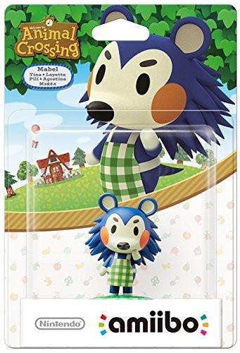 amiibo - Animal Crossing - Tina