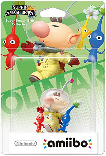 amiibo - Super Smash Bros. - Olimar