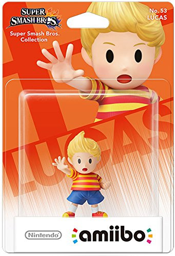 amiibo - Super Smash Bros. - Lucas