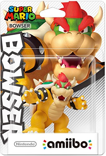 amiibo - Super Mario - Bowser