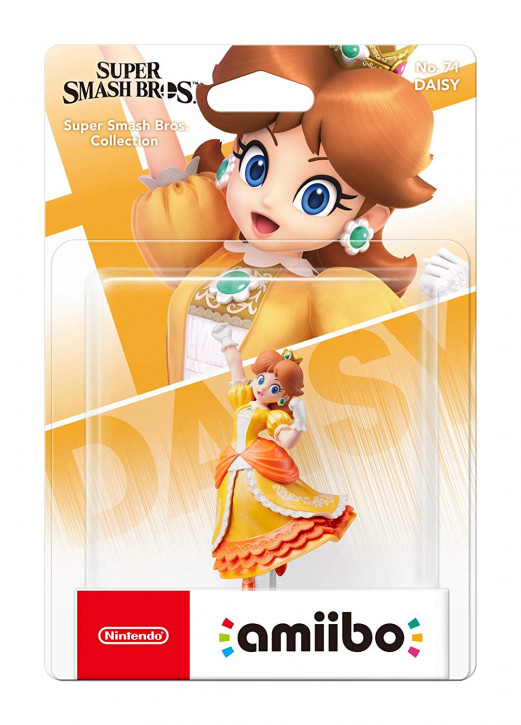 amiibo - Super Smash Bros. - Daisy