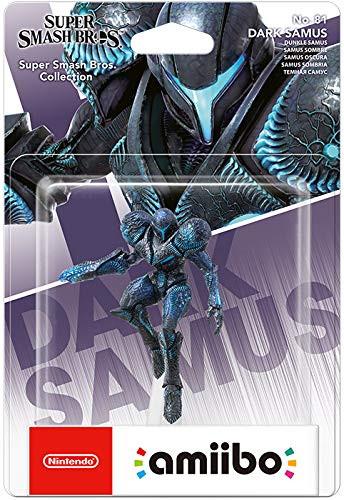 amiibo - Super Smash Bros. - Dunkle Samus