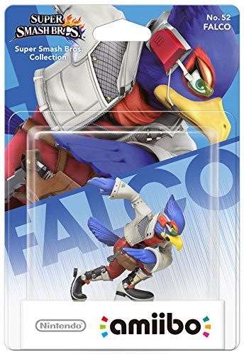 amiibo - Super Smash Bros. - Falco