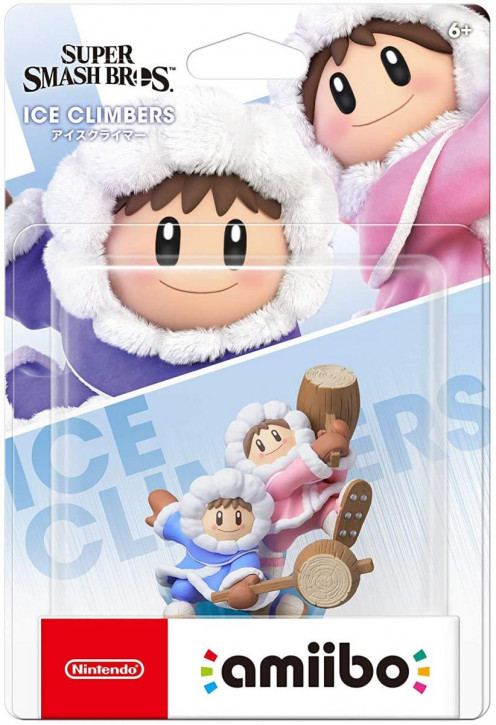 amiibo - Super Smash Bros. - Ice Climbers