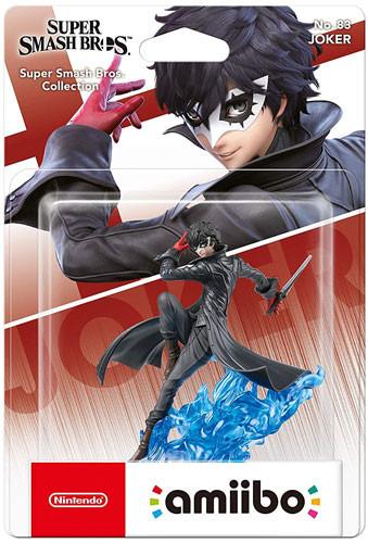 amiibo - Super Smash Bros. - Joker
