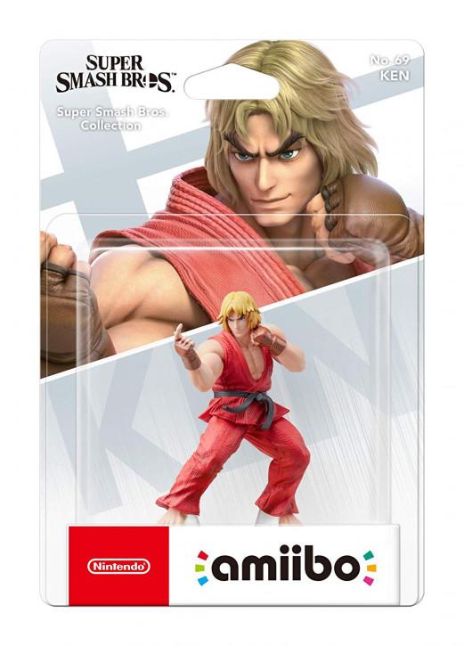 amiibo - Super Smash Bros. - Ken