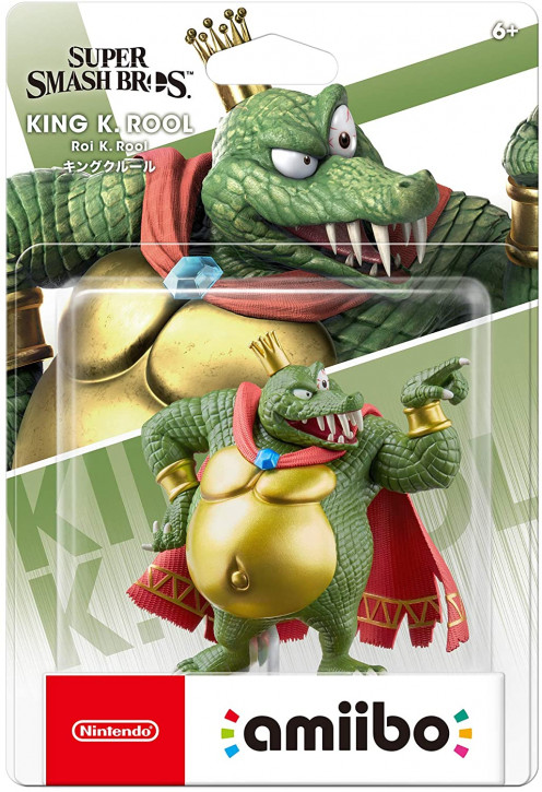 amiibo - Super Smash Bros. - King K. Rool