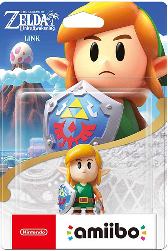 amiibo - Links Awakening - Link