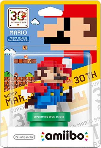 amiibo - Mario 30. Jubiläum moderne Farben