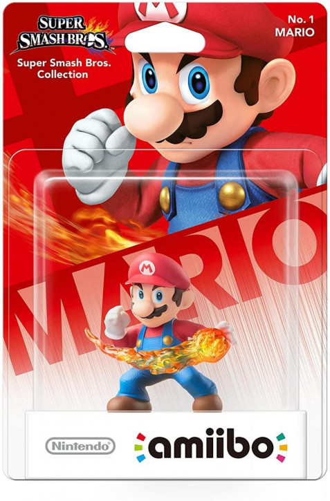 amiibo - Super Smash Bros. - Mario