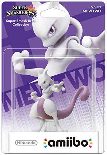 amiibo - Super Smash Bros. - Mewtwo