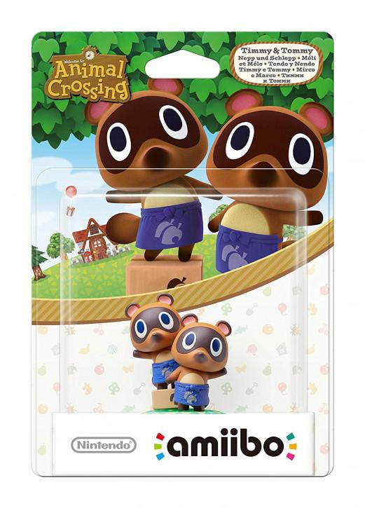 amiibo - Animal Crossing - Nepp und Schlepp