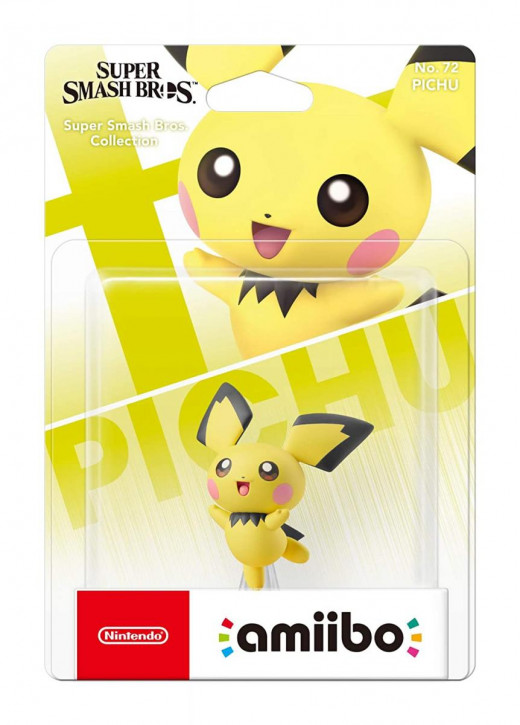 amiibo - Super Smash Bros. - Pichu