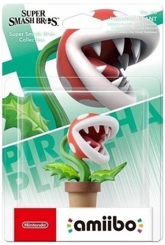 amiibo - Super Smash Bros. - Piranha-Pflanze
