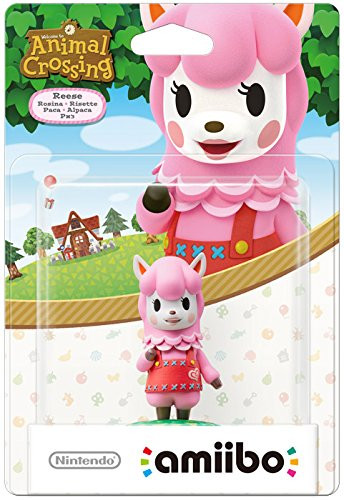 amiibo - Animal Crossing - Rosina