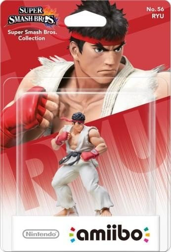 amiibo - Super Smash Bros. -  Ryu