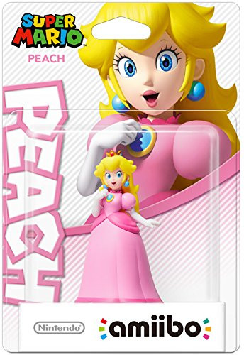 amiibo - Super Mario - Peach