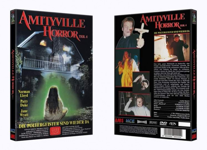 Amityville 4 - Große Hartbox [DVD]