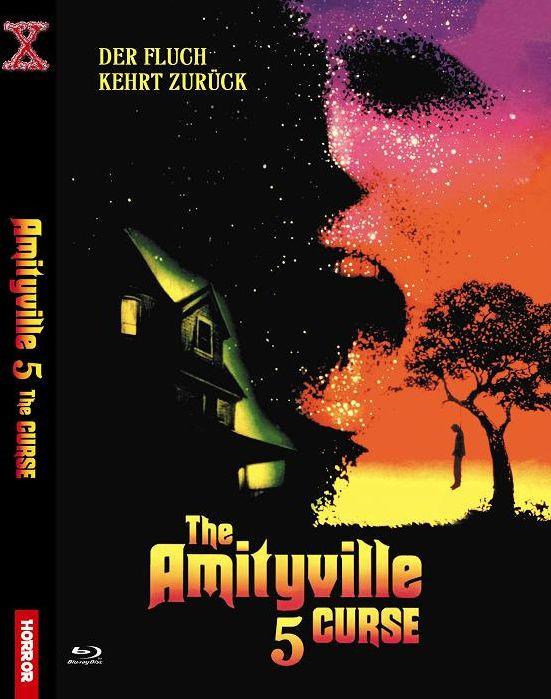 Amityville 5 - kleine Hartbox [Blu-ray]