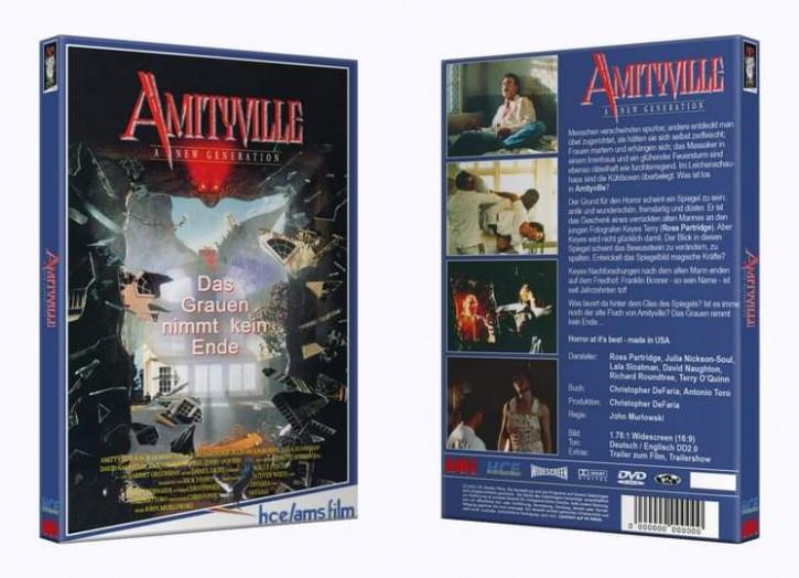 Amityville 7 - Große Hartbox [DVD]