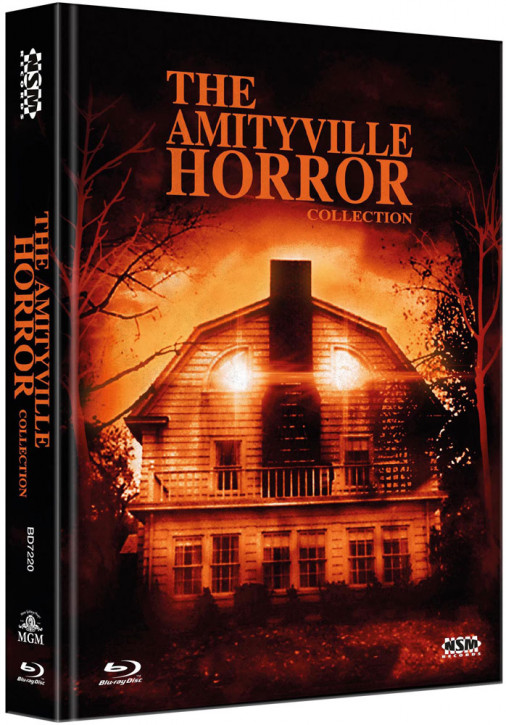 Amityville Collection - Limited Collector's Edition [Blu-ray]
