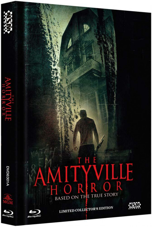 Amityville Horror - Limited Collector's Edition - Cover A [Blu-ray+DVD]