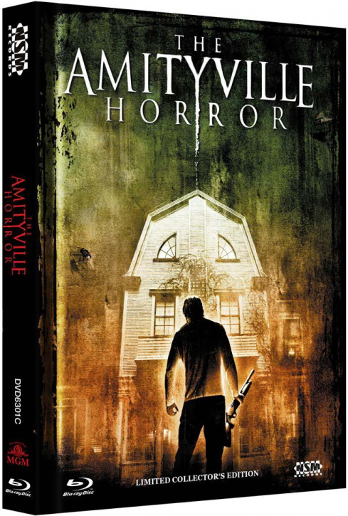 Amityville Horror - Limited Collector's Edition - Cover C [Blu-ray+DVD]