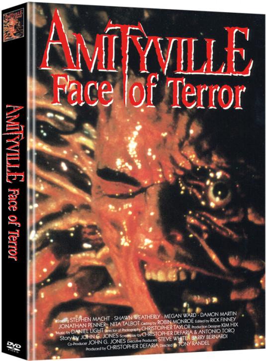 Amityville Horror 6 - Face of Terror - Limited Mediabook Edition [DVD]