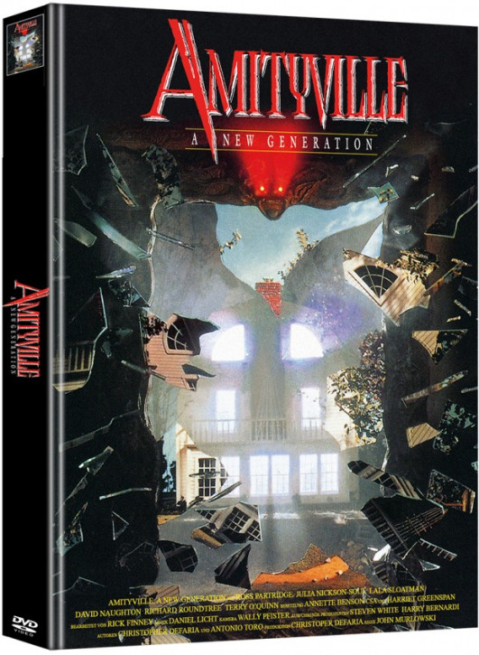Amityville 7 - A New Generation - Limited Mediabook Edition [DVD]