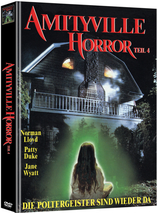 Amityville Horror 4 - Limited Mediabook Edition [DVD]