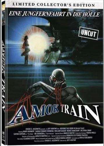 Amok Train - Limited Mediabook Edition - Cover B [Blu-ray+DVD]