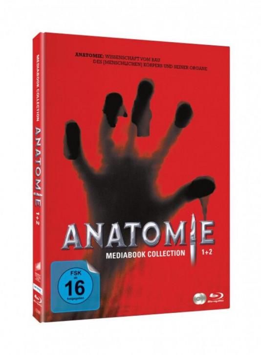 Anatomie 1 & 2 - Limited Mediabook [Blu-ray]