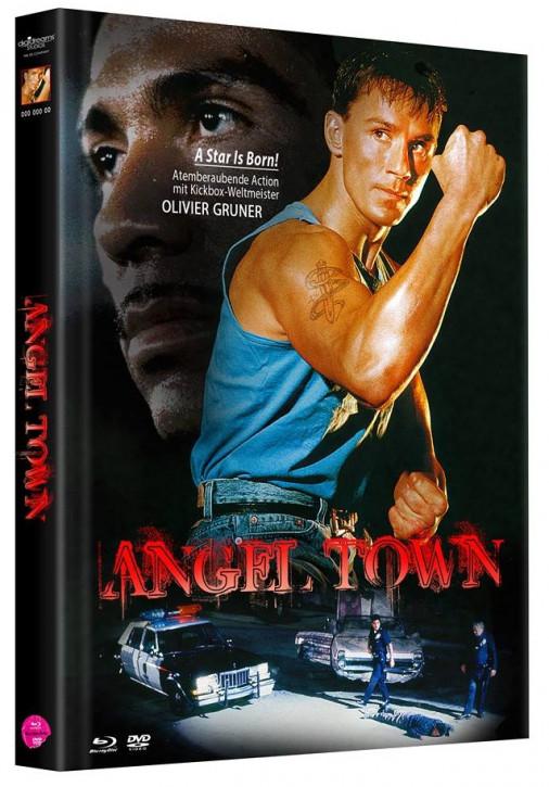 Angel Town - Mediabook - Cover A [Blu-ray+DVD]