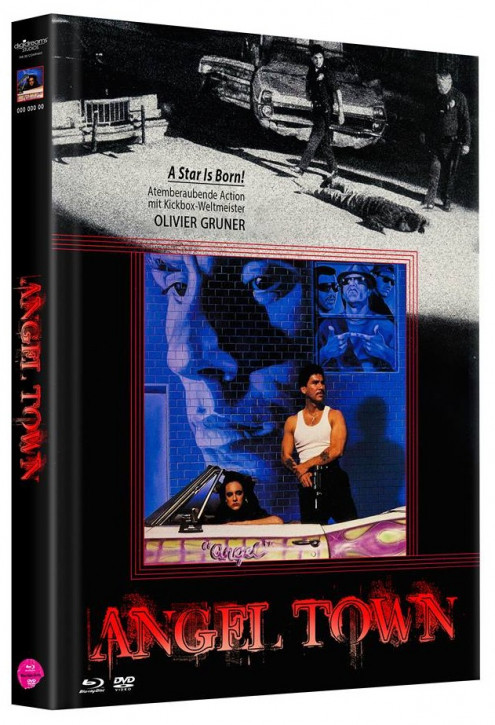 Angel Town - Mediabook - Cover B [Blu-ray+DVD]