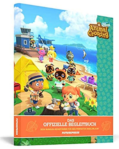 Animal Crossing New Horizons Begleitbuch