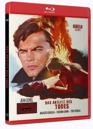 Das Antlitz des Todes [Blu-ray]