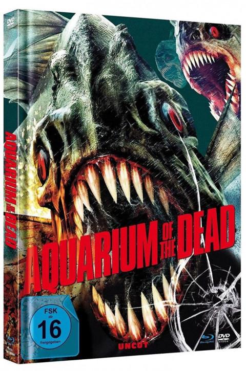 Aquarium of the Dead - Mediabook [Blu-ray+DVD]