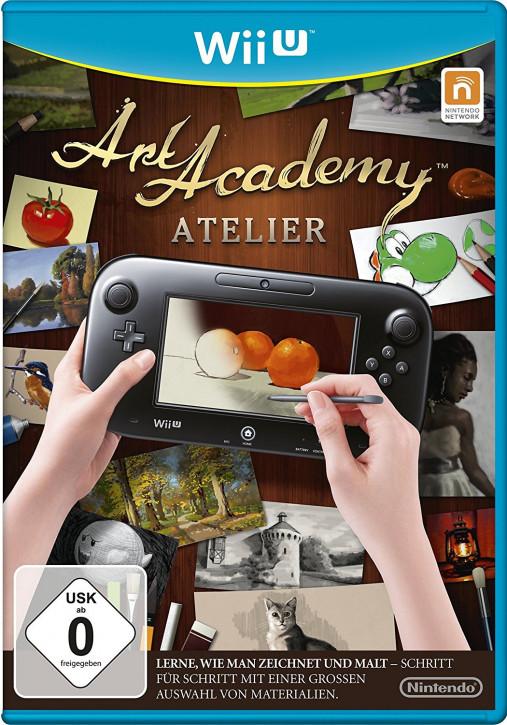 Art Academy Atelier [Wii U]