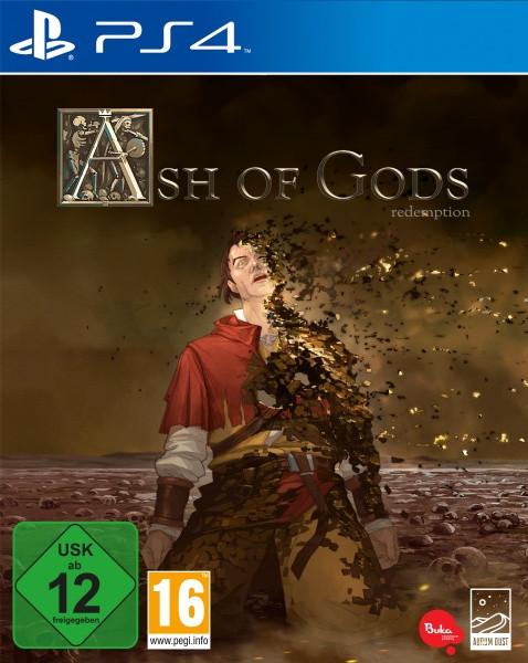 Ash of Gods: Redemption [PS4]