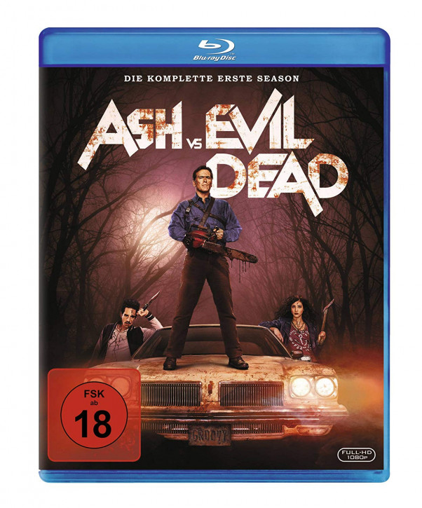 Ash vs Evil Dead - Season 1 [Blu-ray]