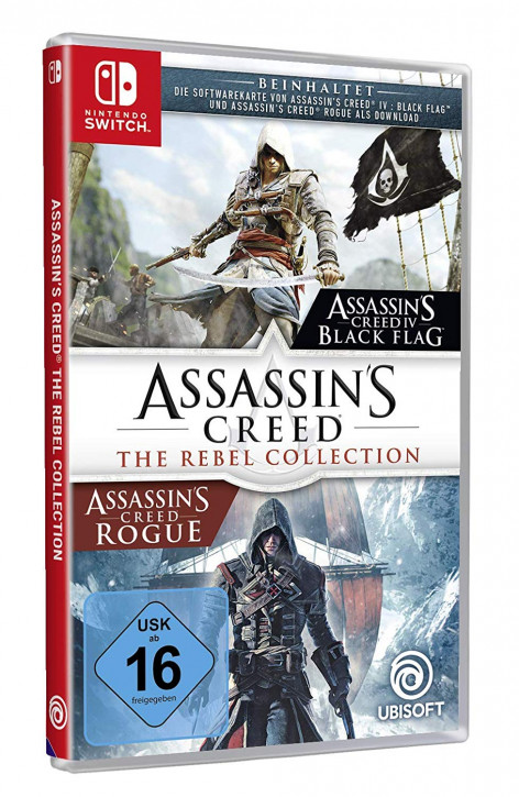 Assassin's Creed The Rebel Collection [Nintendo Switch]