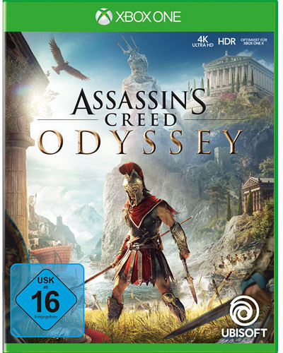 Assassins Creed Odyssey [Xbox One]