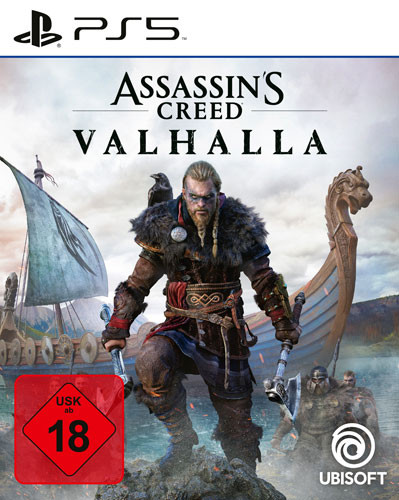 Assassin's Creed Valhalla [PS5]