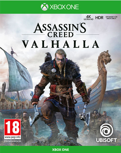 Assassin's Creed Valhalla [Xbox One/Series X]