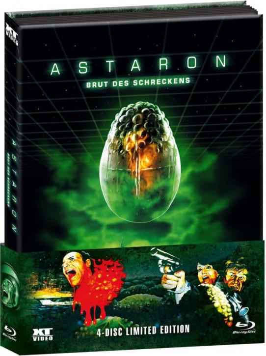 Astaron - Brut des Schreckens - Limited Edition [Blu-ray+DVD]