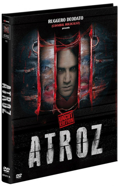 Atroz - Limited Mediabook Edition - Cover A [DVD]