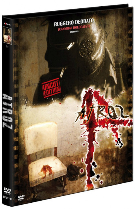 Atroz - Limited Mediabook Edition - Cover B [DVD]